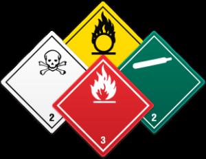 TDG Regulation Non-Worded Hazard Class (International)