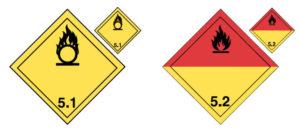 Mini TDG Non Worded Dangerous Goods