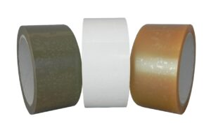 2'' Plain PVC Carton Sealing Tape